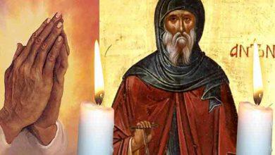 Photo of Citește Rugăciunea scurtă făcătoare de minuni a Sfântului Anton, pentru a fi ferit de boală și grele încercări