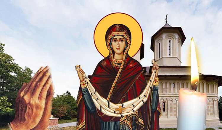 Rugăciunea de marți a Maicii Domnului
