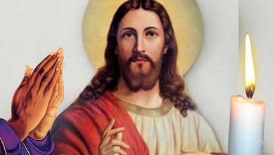 Photo of Citește Rugăciunea din Miercurea Mare adresată lui Iisus și minunile se pot întâmpla
