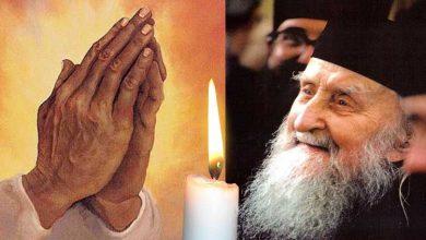 Photo of Citește azi Rugăciunea scurtă a Părintelui Sofronie pentru iertarea păcatelor și vindecarea de boală
