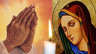 Photo of Rugăciune 22 aprilie – Rostește azi, Rugăciunea scurtă a Maicii Domnului pentru vindecarea de boli grele ți îndepărtarea necazului