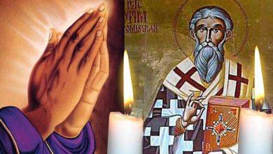 Photo of Rugăciunea Darul Învierii – Citește azi, de Sfântul Teotim, rugăciunea de mare ajutor în caz de boală