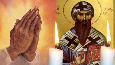 Photo of Rugăciune 11 Mai – Citește azi Rugăciunea scurtă a Sfântului Chiril Îndreptătorul pentru iertarea păcatelor și împlinirea dorințelor
