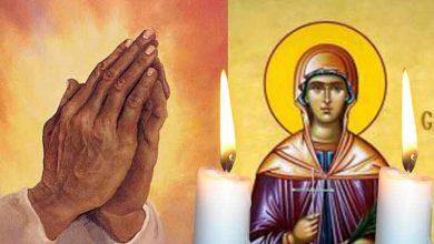 Photo of Rugăciune 13 Mai – Citește azi Rugăciunea scurtă a Sfintei Mucenițe Glicheria, protectoarea femeilor, pentru iertarea păcatelor și împlinirea dorințelor