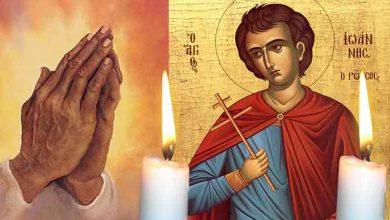 Photo of Rugăciune 27 Mai – Rostește azi Rugăciunea scurtă a Sfântului Ioan Rusul pentru iertarea păcatelor și împlinirea dorințelor