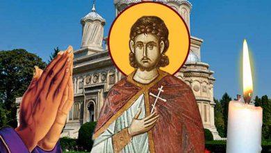 Photo of Rugăciune 7 Mai – Citește azi, Rugăciunea scurtă a Sfântului Acachie pentru vindecare grabnică și iertarea păcatelor