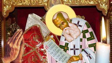 Photo of Citește azi Rugăciunea la Aducerea Moaștelor Sfântului Atanasie cel Mare pentru iertarea păcatelor și împlinirea dorințelor