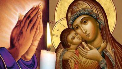 Photo of Citește Rugăciunea scurtă a Maicii Domnului la începutul lunii Mai pentru iertare păcate și împlinirea dorințelor