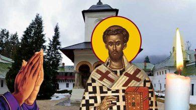 Photo of Citește azi Rugăciunea scurtă a Sfântului Timotei pentru vindecare grabincă de boală grea