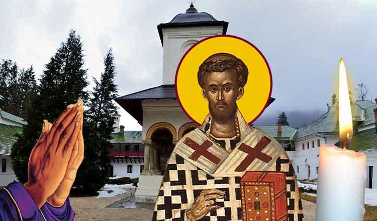 Rugăciunea scurtă a Sfântului Timotei