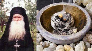 Photo of Tratament cu tămâie de la Mănăstirea Dervent! Părintele Elefterie te învață cum să-l prepari