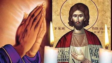 Photo of Rugăciune 2 iunie – Citește azi, Rugăciunea scurtă a Sfântului Ioan cel Nou pentru iertare păcate și împlinire dorințe