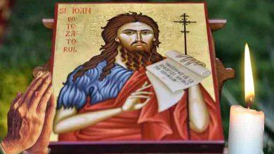 Photo of Rugaciune 24 iunie. Citeste azi Rugaciunea scurta la Nasterea Sfantului Ioan Botezatorul pentru iertarea pacatelor si implinirea dorintelor