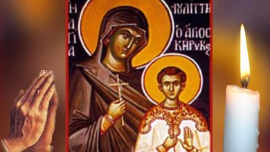 Photo of Rugaciune 15 iulie – Citeste azi Rugaciunea Scurta a Sfintilor Chiric si Iulita pentru iertare pacate si implinire dorinte