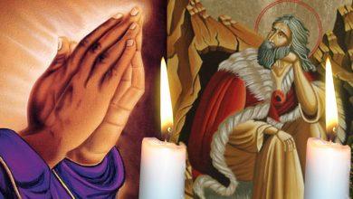 Photo of Rugaciune 20 iulie – Citeste azi Rugaciunea scurta a Sfantului Ilie pentru implinirea dorintelor imposibile si iertarea tuturor pacatelor