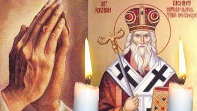 Photo of Rugaciune 3 iulie – Citeste azi Rugaciunea Scurta a Sfantului Iachint pentru iertare pacate si implinire dorinte