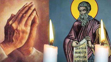 Photo of Rugaciune 6 iulie – Citeste azi Rugaciunea Scurta a Sfantului Sisoe pentru iertare pacate si implinire dorinte