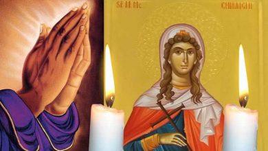 Photo of Rugaciune 7 iulie – Citeste azi, Rugaciunea Scurta a Sfintei Chiriachi pentru iertare pacate si implinire dorinte