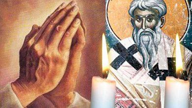 Photo of Rugaciune 9 iulie – Citeste azi, Rugaciunea Scurta a Sfantului Pangratie pentru iertare pacate si implinire dorinte