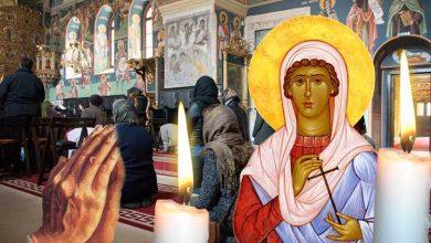 Photo of Citește azi, 30 decembrie, Rugăciunea Sfintei Anisia pentru vindecarea trupului și a sufletului!
